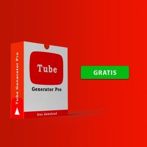 Dominasi Halaman pertama youtube dengan Tube Generator Pro