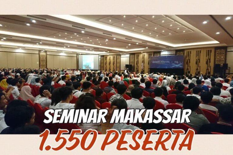 seminar bisnis digital di makassar