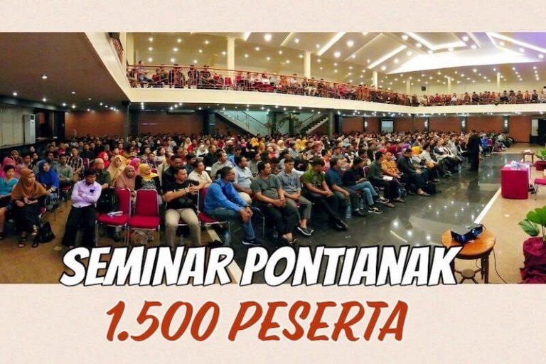 seminar bisnis digital di pontianak