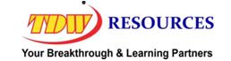 sponsor tdw resources